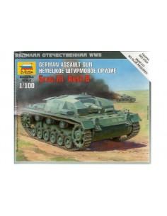 1/100 Stug III B - Boxed kit