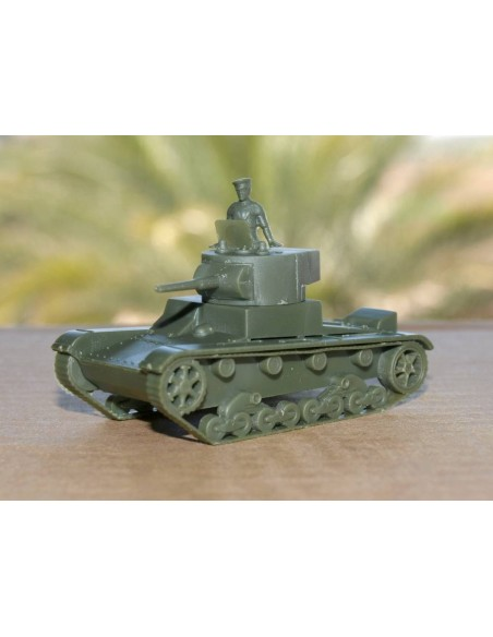 T-26 A & B Light Tank - 1/72 scale