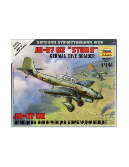 1/144 Junkers Ju-87 B2 Stuka