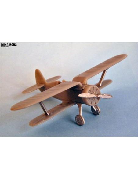1/100 Caza Polikarpov I-15