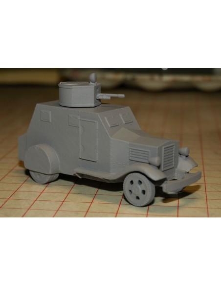 1/72 Bilbao AFV - Single model