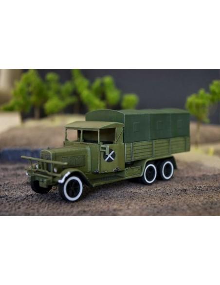 1/56 Henschel Type 33 truck - Boxed kit