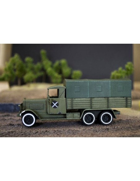 1/56 camión Henschel Tipo 33 - Caja de 1