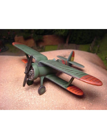 1/100 Polikarpov I-15 Fighter