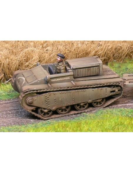 1/72 Tractor Sadurní d'Anoia - Model sòlt