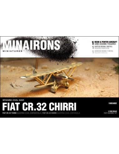 1/100 Caça Fiat CR.32
