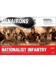 """20mm Infantería """"nacional"""""""