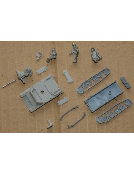 1/100 Flakpanzer I ausf. A - Caja de 2