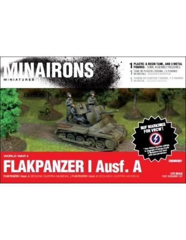 1/72 Flakpanzer I ausf. A - Capsa d'1