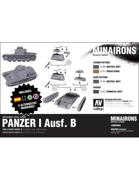 1/100 Flakpanzer I ausf. A - Capsa de 2