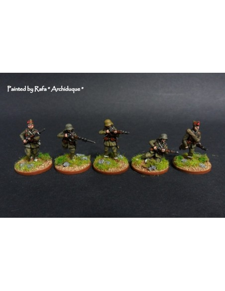20mm Nationalist Infantry