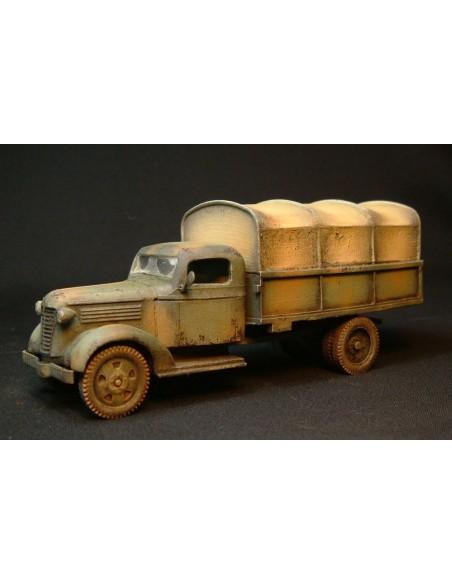 1/56 camió Chevrolet 1937 - Capsa d'1