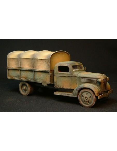 1/56 camión Chevrolet 1937 - Caja de 1