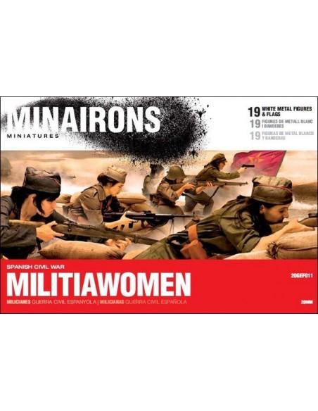 20mm Milicianas