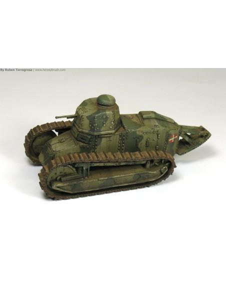 1/72 Panzer I A - Capsa de 3