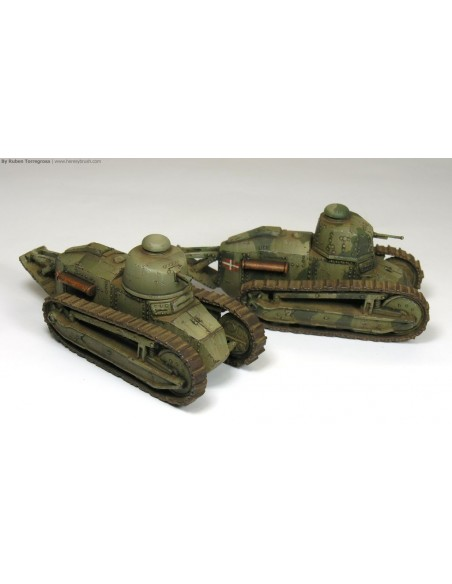 1/72 Renault FT-17 - Boxed set