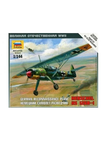 1/144 Henschel Hs-126 B1