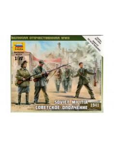 1/72 Soviet Militia