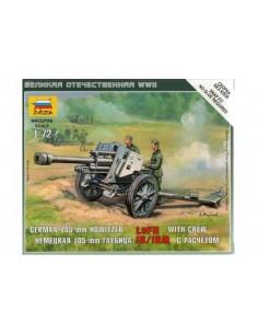 1/72 German LeFH 18/18M howitzer