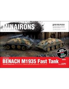 1/72 Benach M1935 - Capsa de 2