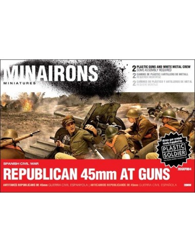 20mm Antitancs republicans