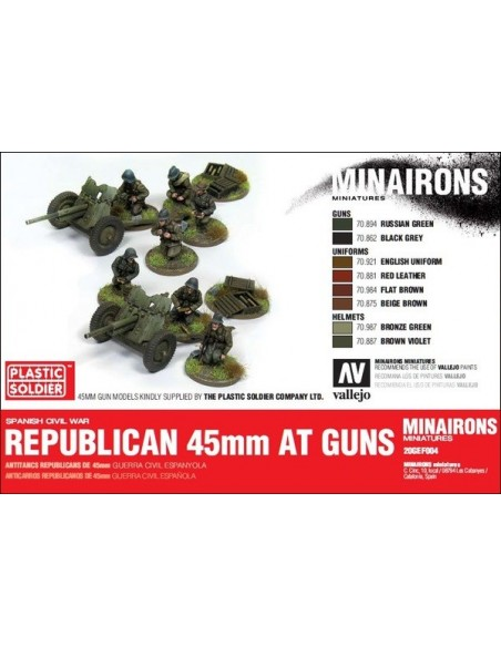 20mm Republican AT Guns