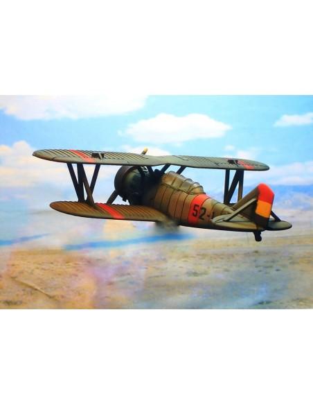 1/100 caça Grumman FF1/G23 - Capsa d'1