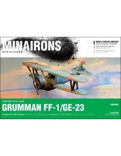 1/144 Grumman FF1/G23 Fighter - Boxed kit