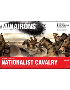 20mm Nationalist Cavalry