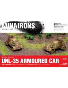 1/72 UNL-35 AFV - Boxed set
