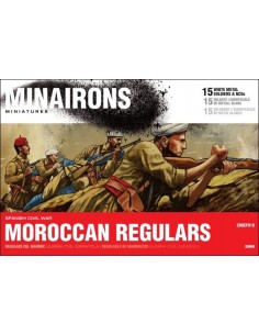 20mm Moroccan Regulars