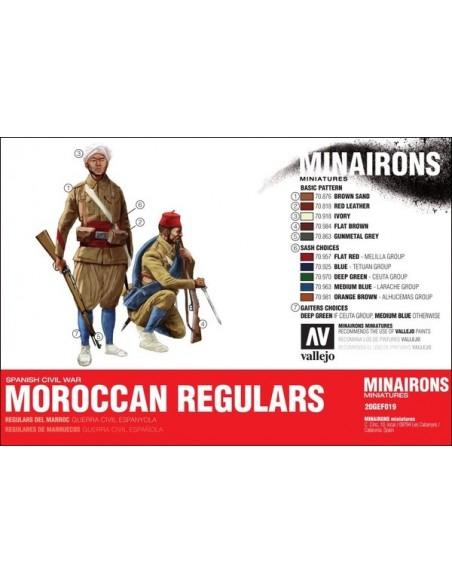 20mm Moroccan Regulars