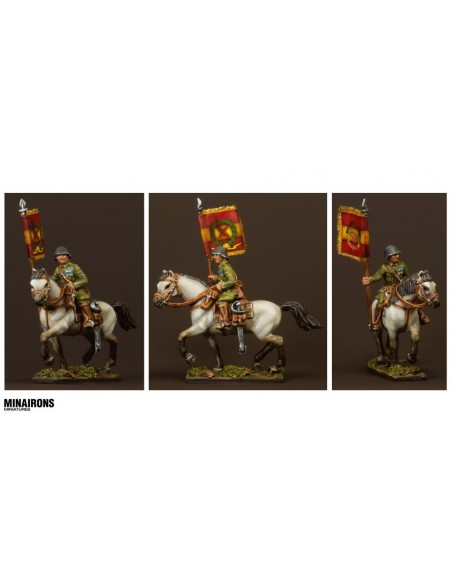 20mm Nationalist Cavalry Command