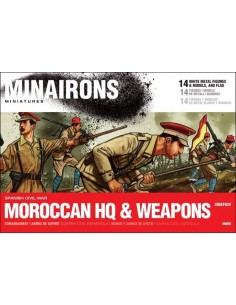 20mm Regulars HQ & Weapons