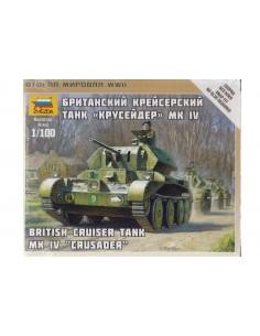 1/100 Crusader Mk IV - Caja de 1