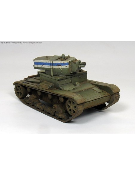 1/72 OT-130 Flamethrower Tank