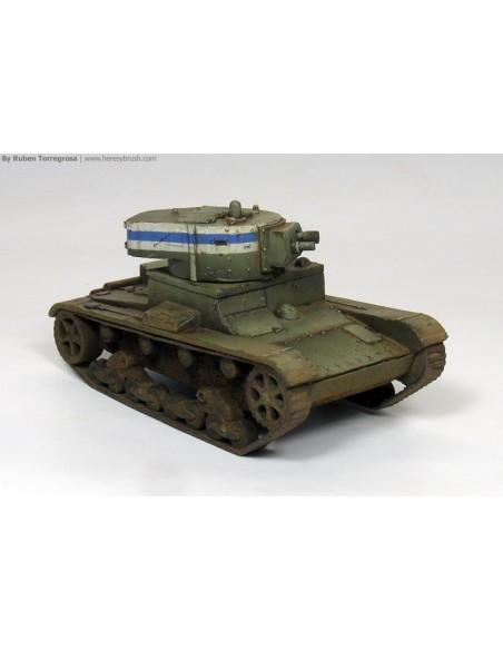 1/72 Tanc llençaflames OT-130