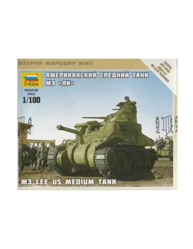 1/100 Carro M3 Lee - Caja de 1