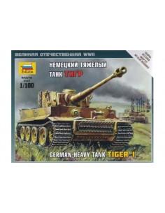 1/100 Carro Tiger I - Caja de 1