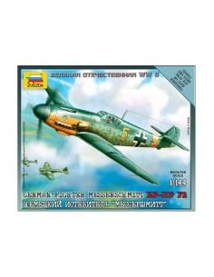 1/144 Messerschmitt Bf-109 F2