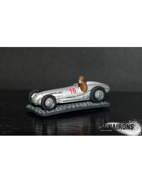 1/100 Mercedes Benz W154 - Single model