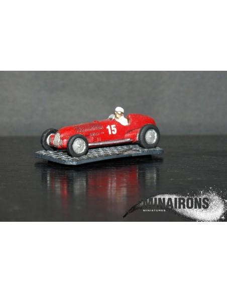 1/100 Alfa Romeo 12c/312 - Single model