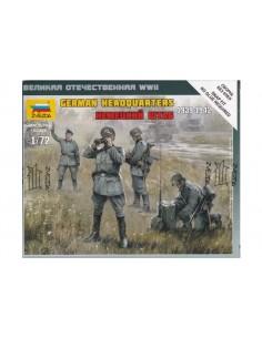 1/72 Grupo de mando alemán