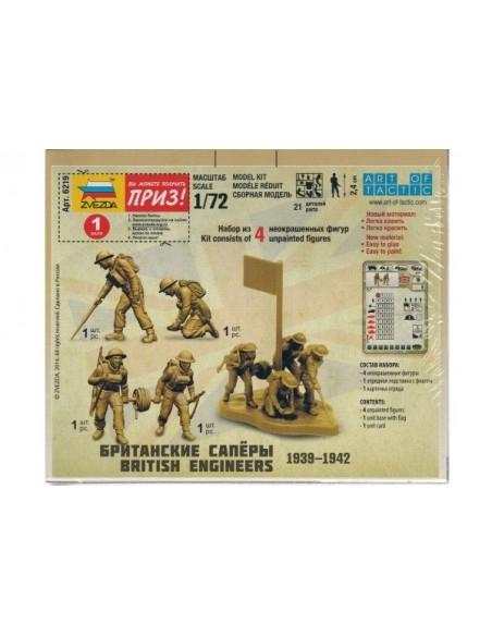 1/72 British Engineers