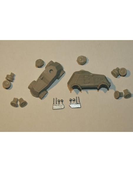 1/100 Blindat UNL-35 - Model sòlt