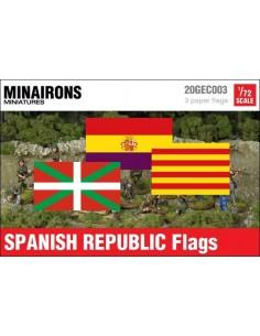 1/72 Banderas institucionales de la República