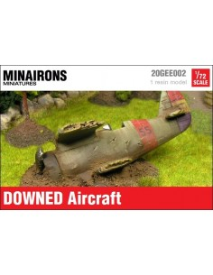 1/72 Downed aircraft