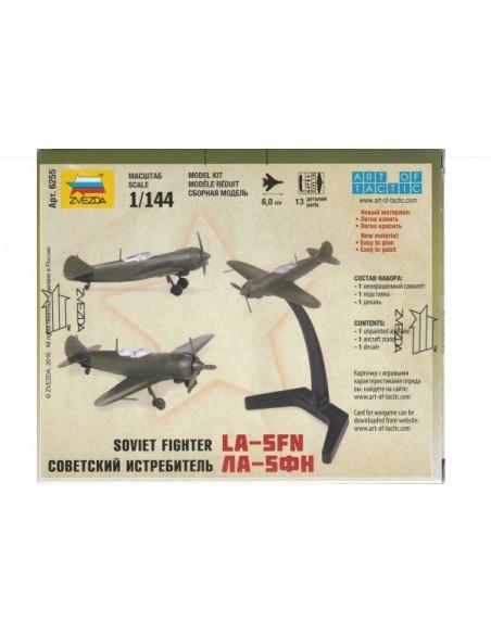 1/144 LA-5FN fighter