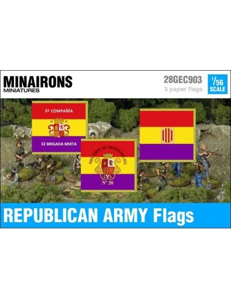 1/56 Banderes de l'Exèrcit Republicà