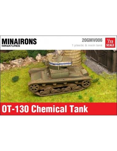 1/72 OT-130 Flamethrower Tank
